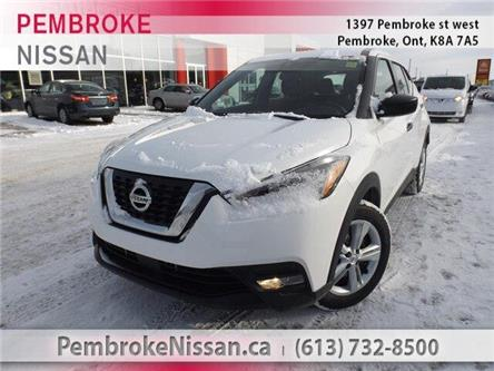 2020 Nissan Kicks S (Stk: 20046) in Pembroke - Image 1 of 25