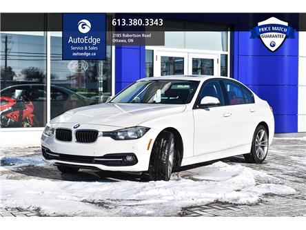 2016 BMW 320i xDrive (Stk: A0154) in Ottawa - Image 1 of 30