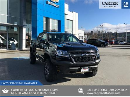 2020 Chevrolet Colorado ZR2 (Stk: CL71640) in North Vancouver - Image 1 of 13