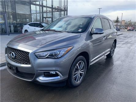 2019 Infiniti QX60 Pure (Stk: UT1403) in Kamloops - Image 1 of 24