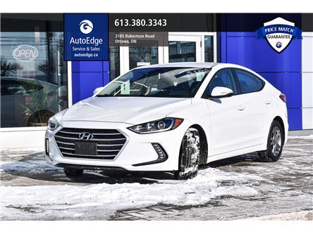 2017 Hyundai Elantra GL (Stk: A0150) in Ottawa - Image 1 of 29
