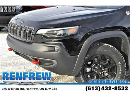 2020 Jeep Cherokee Trailhawk (Stk: L036) in Renfrew - Image 2 of 30
