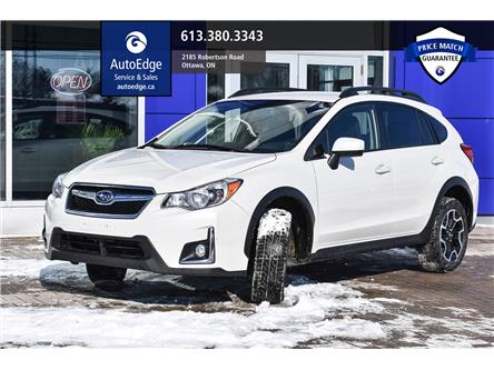 2016 Subaru Crosstrek Touring Package (Stk: A0153) in Ottawa - Image 1 of 29