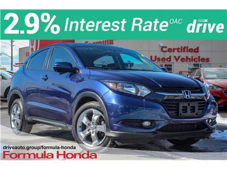 2016 Honda HR-V EX (Stk: B11628RA) in Scarborough - Image 1 of 27