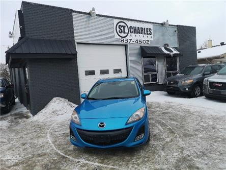 2010 Mazda Mazda3 Sport GS (Stk: -) in Winnipeg - Image 1 of 10