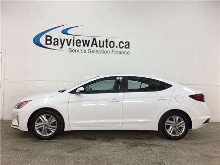 2020 Hyundai Elantra Preferred w/Sun & Safety Package (Stk: 36480J) in Belleville - Image 1 of 26
