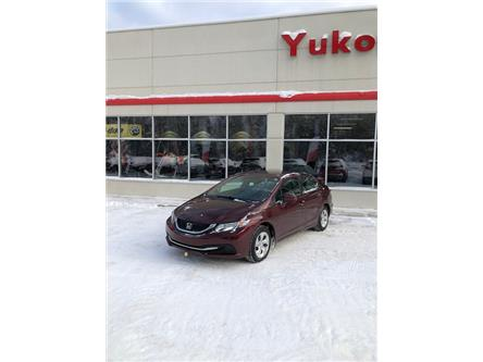 2014 Honda Civic LX (Stk: ) in Whitehorse - Image 2 of 4