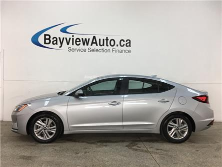 2020 Hyundai Elantra Preferred w/Sun & Safety Package (Stk: 36514R) in Belleville - Image 1 of 26