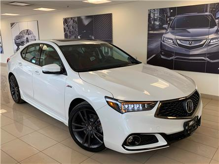 2020 Acura TLX Tech A-Spec w/Red Leather (Stk: TX13158) in Toronto - Image 1 of 10