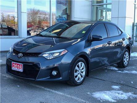 2016 Toyota Corolla S (Stk: TW067B) in Cobourg - Image 1 of 19