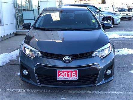 2016 Toyota Corolla S (Stk: TW067B) in Cobourg - Image 2 of 19