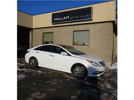 2014 Hyundai Sonata Limited (Stk: ) in Kingston - Image 1 of 19