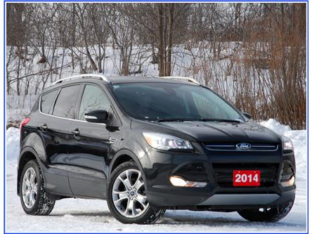 2014 Ford Escape Titanium (Stk: 20P0270A) in Kitchener - Image 1 of 20
