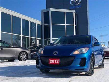 2012 Mazda Mazda3 GS-SKY (Stk: 210501) in Gloucester - Image 1 of 18