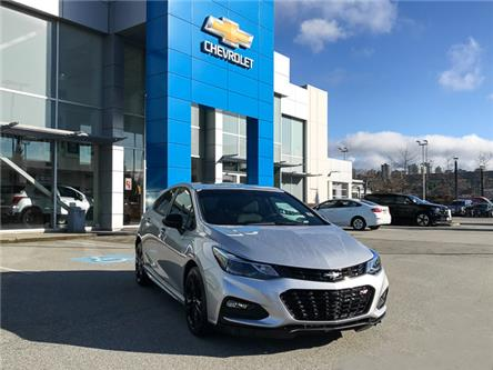 2018 Chevrolet Cruze LT Auto (Stk: 973450) in North Vancouver - Image 2 of 25
