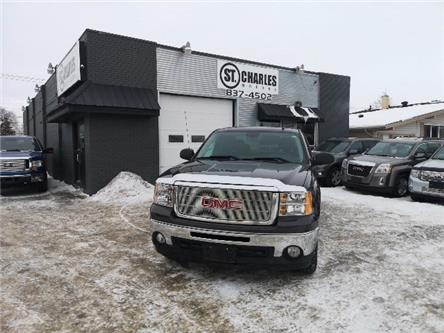 2010 GMC Sierra 1500 SLE (Stk: -) in Winnipeg - Image 1 of 8