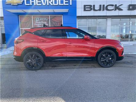2020 Chevrolet Blazer RS (Stk: 213903) in Claresholm - Image 2 of 24