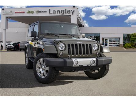 2015 Jeep Wrangler Sahara (Stk: L212069A) in Surrey - Image 1 of 18