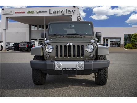 2015 Jeep Wrangler Sahara (Stk: L212069A) in Surrey - Image 2 of 18