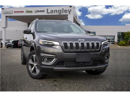 2020 Jeep Cherokee Limited (Stk: L531683) in Surrey - Image 1 of 24