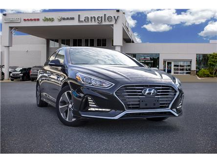 2018 Hyundai Sonata Hybrid Limited (Stk: LC0098) in Surrey - Image 1 of 23