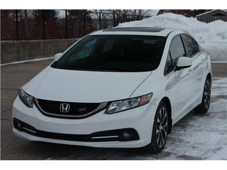 2013 Honda Civic Si (Stk: 2001017) in Waterloo - Image 1 of 25