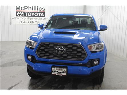 2020 Toyota Tacoma Base (Stk: X050452) in Winnipeg - Image 2 of 22
