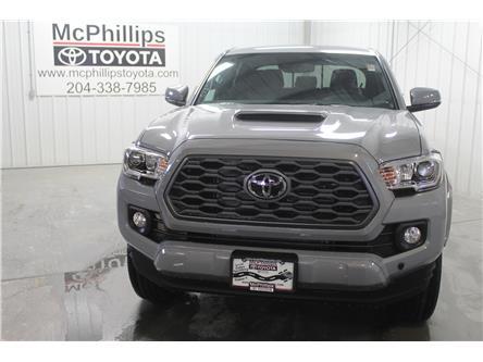 2020 Toyota Tacoma Base (Stk: X050680) in Winnipeg - Image 2 of 21