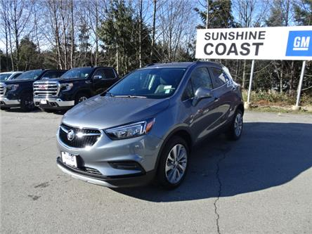 2020 Buick Encore Preferred (Stk: NL069823) in Sechelt - Image 1 of 18
