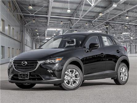 2020 Mazda CX-3 GS (Stk: 20080) in Toronto - Image 1 of 23
