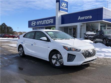 2020 Hyundai Ioniq Hybrid Preferred (Stk: 22044) in Aurora - Image 1 of 15