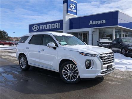 2020 Hyundai Palisade  (Stk: 22005) in Aurora - Image 1 of 15