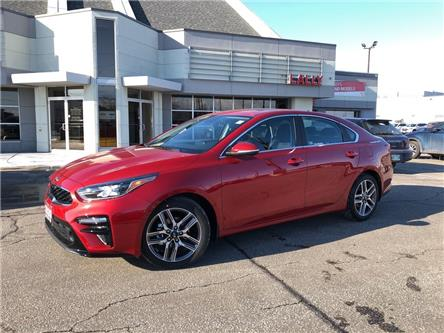2020 Kia Forte EX+ (Stk: KFO2054) in Chatham - Image 1 of 15