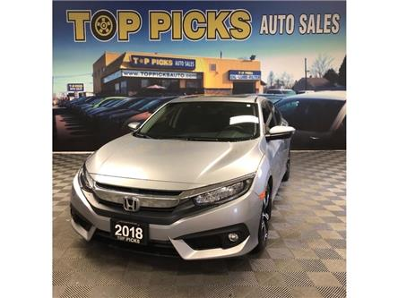 2018 Honda Civic Touring (Stk: 106963) in NORTH BAY - Image 1 of 26