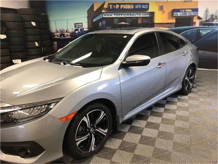 2018 Honda Civic Touring (Stk: 106963) in NORTH BAY - Image 2 of 26