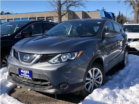 2019 Nissan Qashqai S AWD | CERTIFIED PRE-OWNED (Stk: P0661) in Mississauga - Image 1 of 17