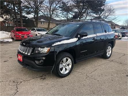 2015 Jeep Compass North | FWD |SUNROOF |LEATHER | LOADED!!! (Stk: 5602) in Stoney Creek - Image 1 of 22
