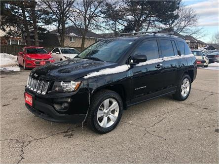 2015 Jeep Compass North | FWD |SUNROOF |LEATHER | LOADED!!! (Stk: 5602) in Stoney Creek - Image 2 of 22