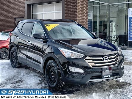 2014 Hyundai Santa Fe Sport 2.4 Base (Stk: H5481A) in Toronto - Image 1 of 27