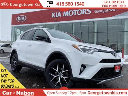 2016 Toyota RAV4 SE AWD | LEATHER | ROOF | BU CAM | ONLY 21,979KMS (Stk: NSI2) in Georgetown - Image 1 of 30