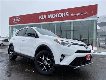 2016 Toyota RAV4 SE AWD | LEATHER | ROOF | BU CAM | ONLY 21,979KMS (Stk: NSI2) in Georgetown - Image 2 of 30