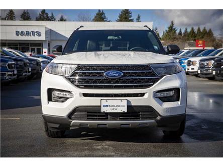 2020 Ford Explorer XLT (Stk: 20EX9567) in Vancouver - Image 2 of 21