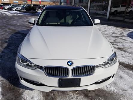 2014 BMW 3 Series xDrive I NAVI I HTD SEATS I SUNROOF | LEATHER (Stk: P0014) in Oakville - Image 2 of 27