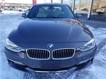 2015 BMW 3 Series xDrive I NAVI | HTD SEATS | B/U CAMERA | BLUEOOTH (Stk: G0028a) in Oakville - Image 2 of 30