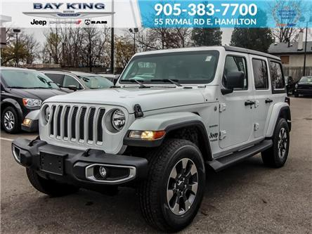 2018 Jeep Wrangler Unlimited Sahara (Stk: 197408A) in Hamilton - Image 1 of 20