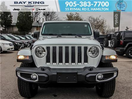2018 Jeep Wrangler Unlimited Sahara (Stk: 197408A) in Hamilton - Image 2 of 20