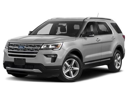 2019 Ford Explorer XLT (Stk: T1702) in Barrie - Image 1 of 9
