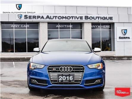 2016 Audi S5 3.0T Technik plus (Stk: P1389) in Aurora - Image 2 of 30