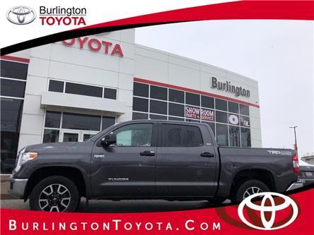 2017 Toyota Tundra  (Stk: U10960) in Burlington - Image 1 of 19