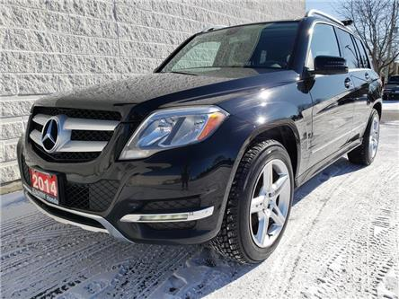 2014 Mercedes-Benz Glk-Class Base (Stk: 19253A) in Kingston - Image 1 of 28